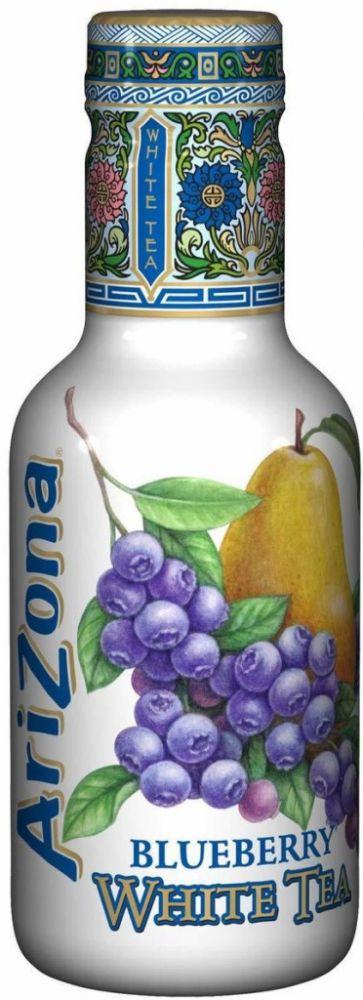AriZona Blueberry 0,45 L PET - borůvka