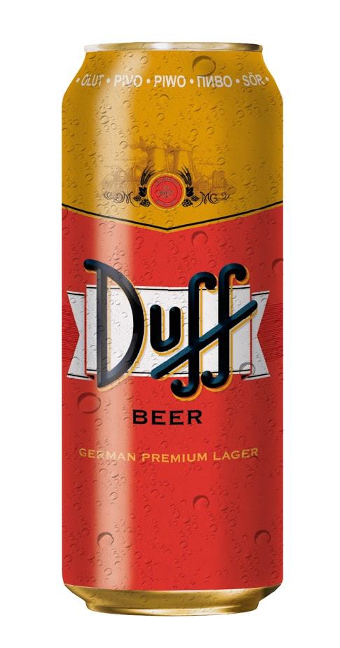 Pivo Duff 500ml