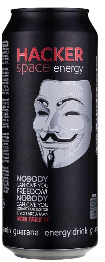Hacker Original energy drink 0,5l